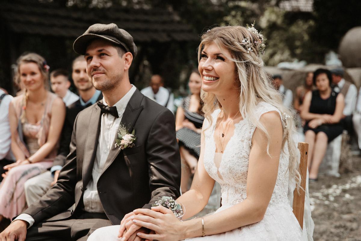Vintage Hochzeit Von Lisa & Sebastian