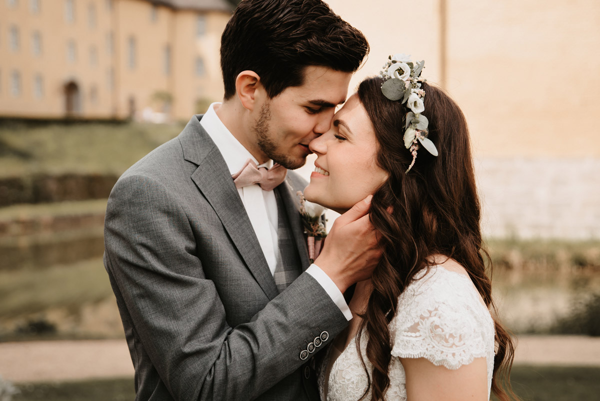 Standesamtliche Hochzeit in Jüchen, NRW